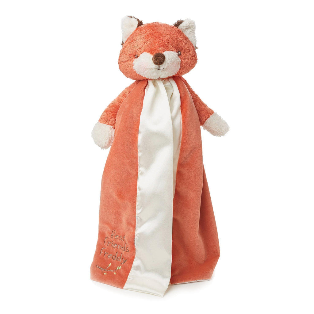 Image of Freddy Fox Buddy Blanket-Buddy Blanket-Bunnies By the Bay-bbtbay