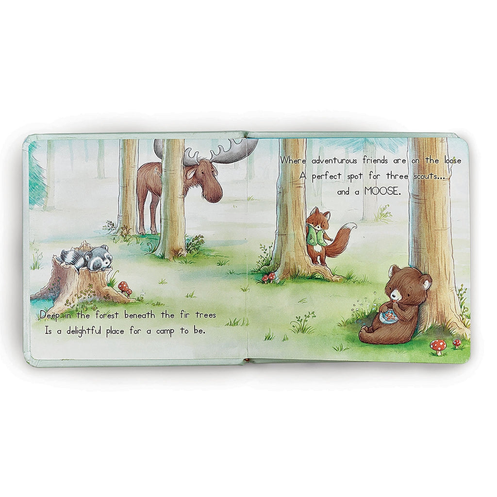 Image of Bruce The Moose Adventures Gift Set-Gift Set-Bunnies By The Bay-bbtbay