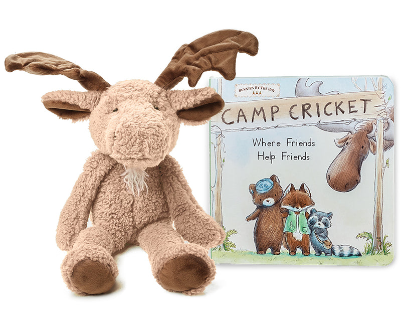 Bruce the Moose Saves The Day! Gift Set-Gift Set-Bunnies By The Bay