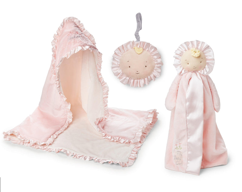 Image of Baby Curl 3-pc Gift Set-Bunnies By The Bay-bbtbay