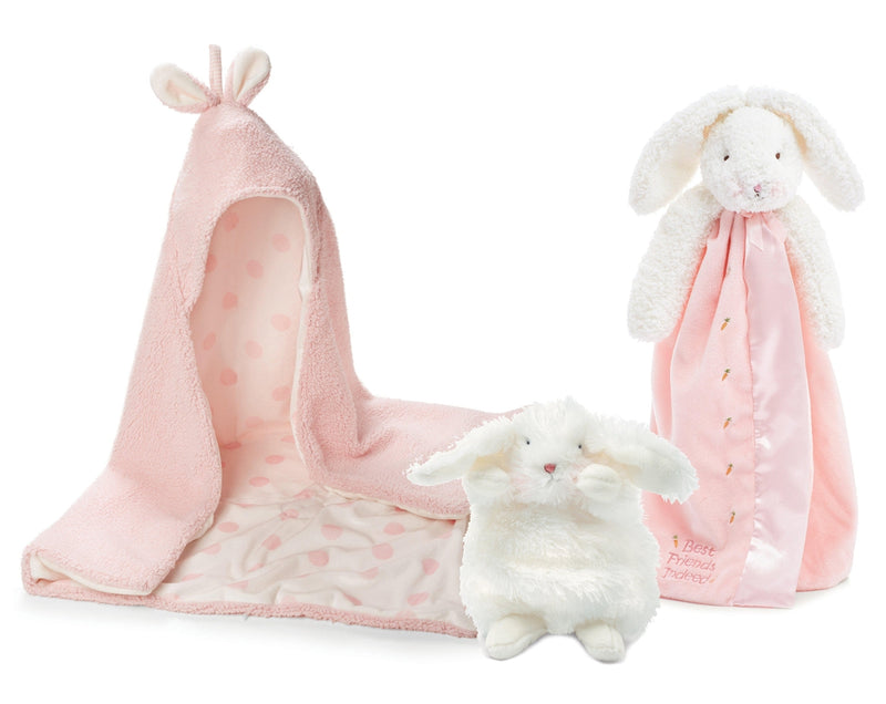 Image of Blossom Snuggle Time 3-pc Gift Set-Gift Set-Bunnies By The Bay-bbtbay