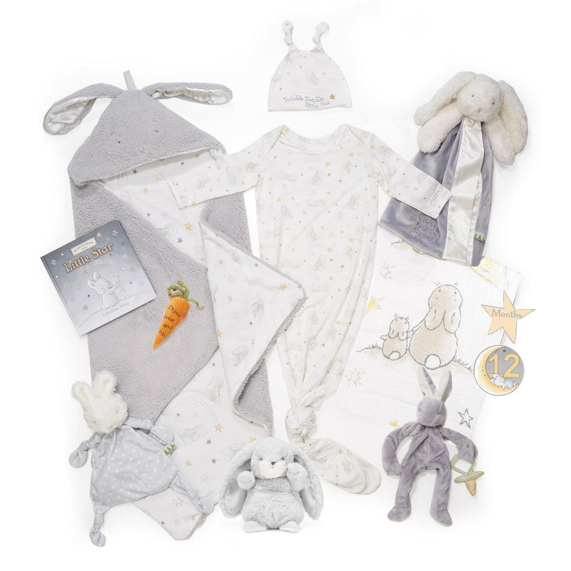 Give Glad Dreams Gender-Neutral Baby Gift Set