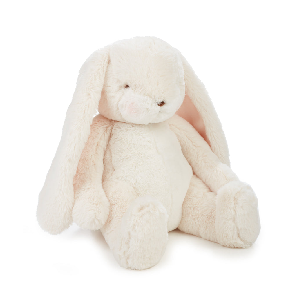 "Bunny Plush Stuffed Animal - Sweet Nibble 16"" Bunny - Cream-Stuffed Bunny-SKU: 100418 - Bunnies By The Bay"