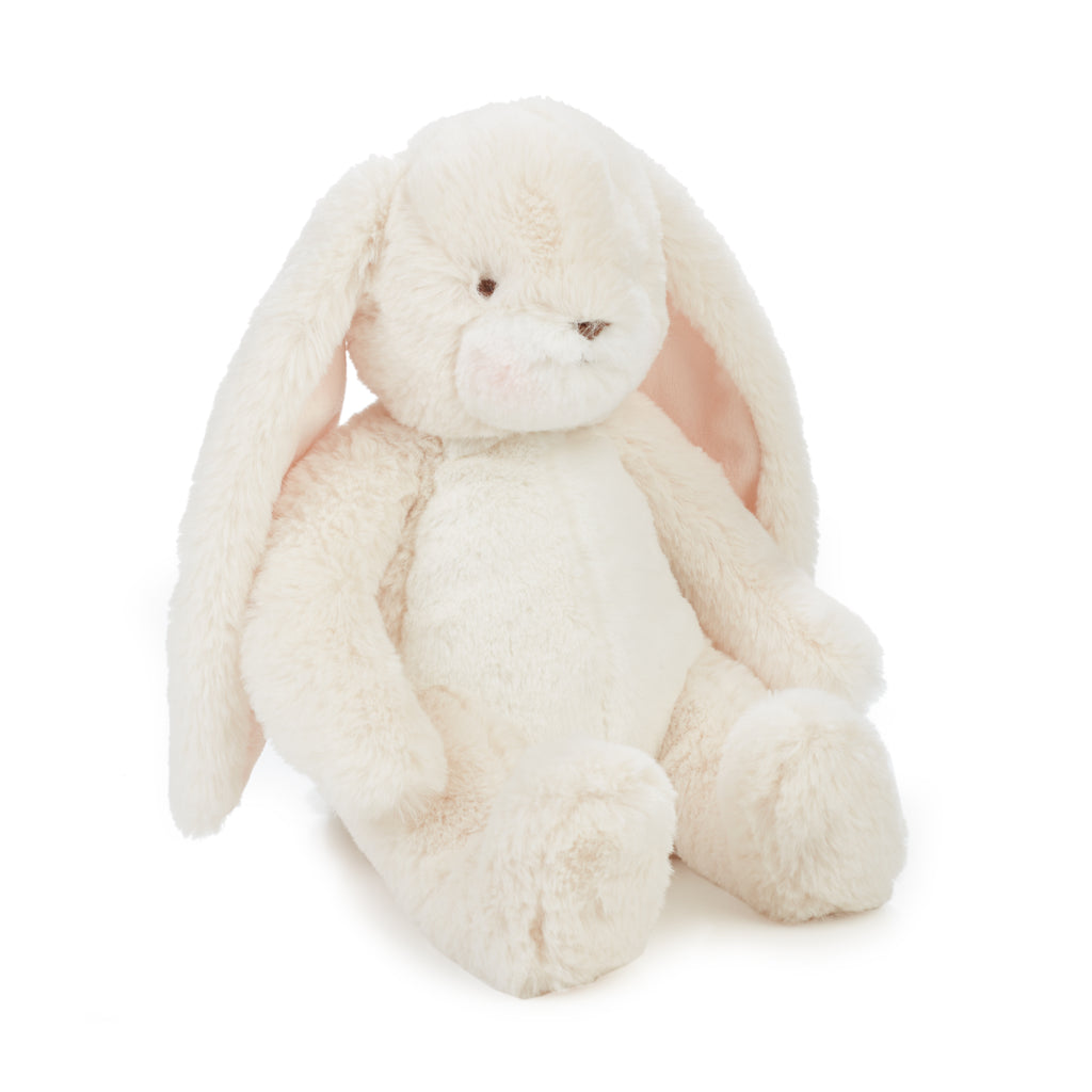 "Little Nibble 12"" Bunny - Cream-Stuffed Bunny-Bunnies By The Bay"