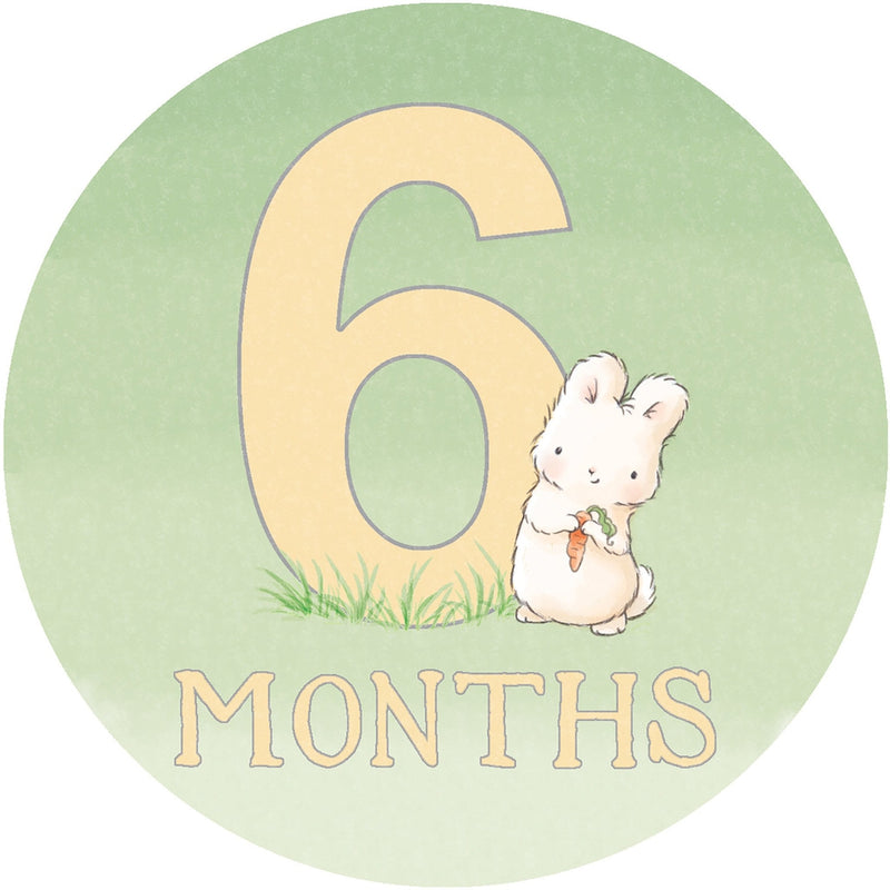 Growing Like A Weed Baby Monthly Milestone Blanket-Milestone Blanket-Bunnies By The Bay