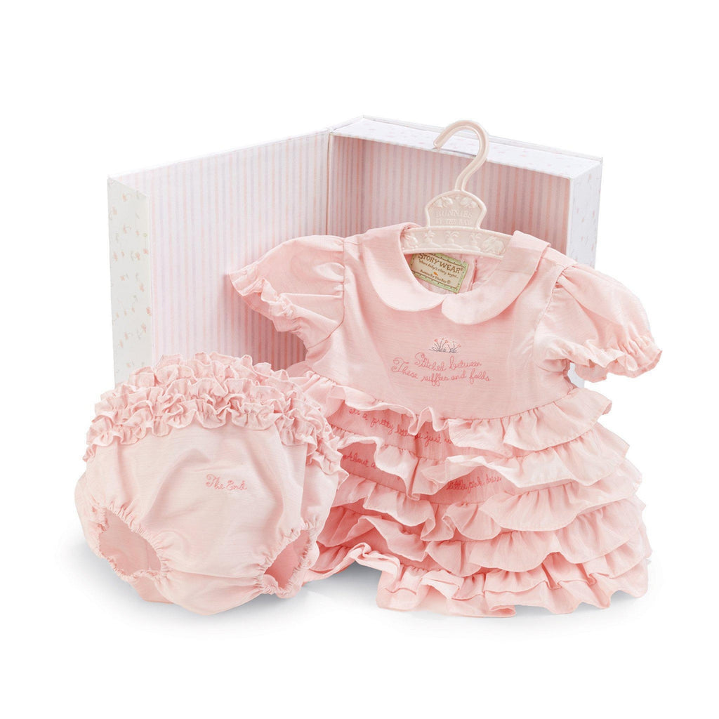 [product-color] My Pretty Pink Dress - 12 Months a Pretty Girl from Bunnies By the Bay: 12 months-Classic Pink-843584013932-100427