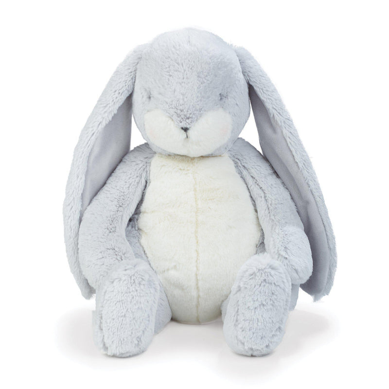 "Bunny Plush Stuffed Animal - Big Nibble 20"" Bunny - Gray-Stuffed Bunny-SKU: 100428 - Bunnies By The Bay"