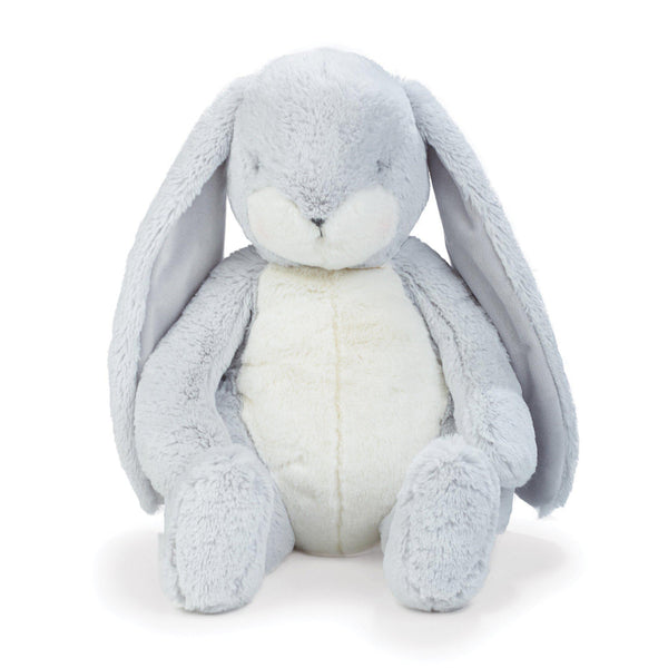 "Limited Edition - Holiday Big Nibble Gray 20"" Bunny-Holiday Plush-SKU: 497118 - Bunnies By The Bay"