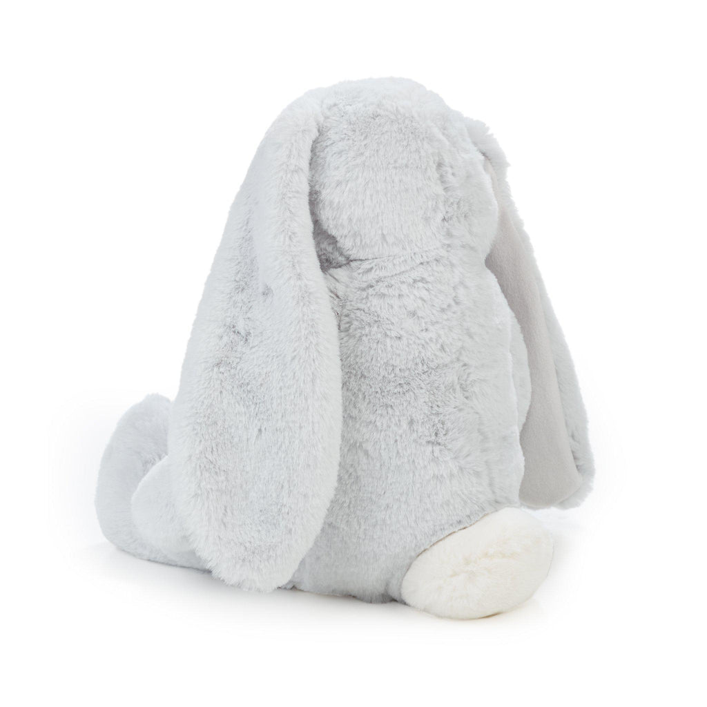 "Sweet Nibble 16"" Bunny - Gray-Stuffed Bunny-Bunnies By The Bay"