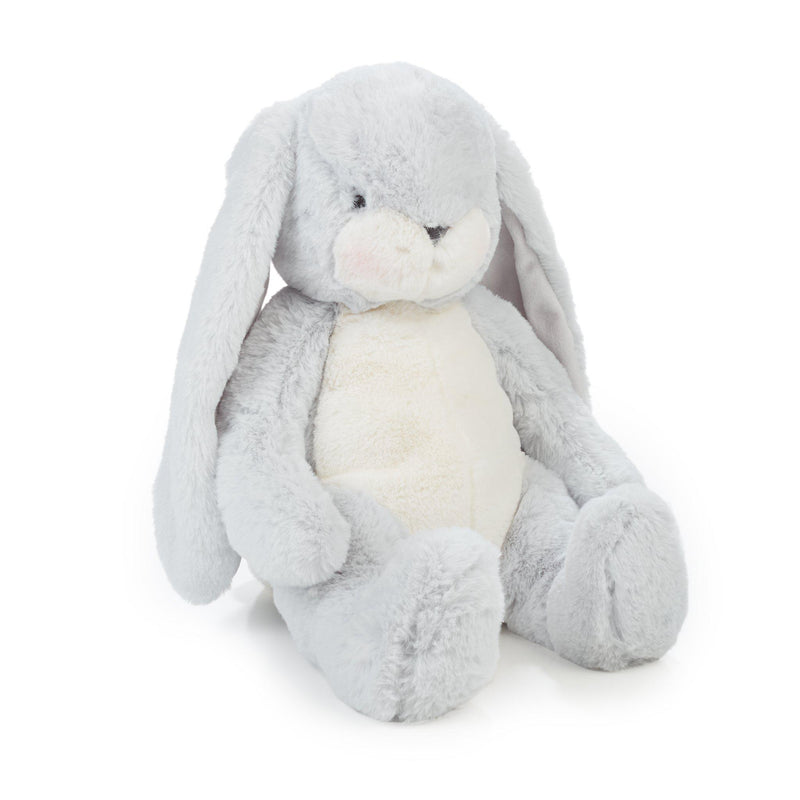 RETIRED - Limited Edition - Holiday Little Nibble Grey Bunny-Holiday Plush-SKU: - Bunnies By The Bay