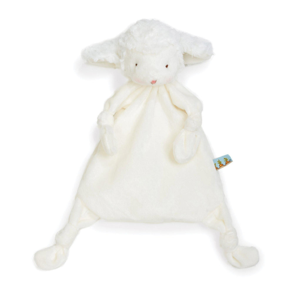 [product-color] Kiddo the Lamb Knotty Friend a Good Friends Farm from Bunnies By the Bay: -843584014038-100432