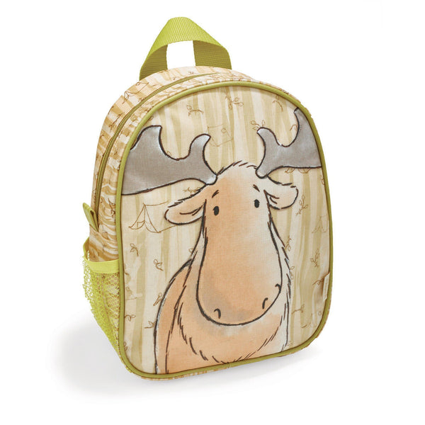 Image of Bruce the Moose Backpack-Backpack-Bunnies By the Bay-bbtbay