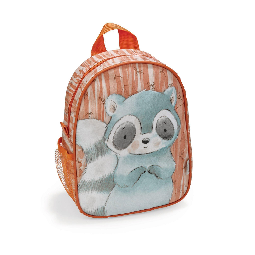 Image of Roxy the Raccoon Backpack-Backpack-Bunnies By the Bay-bbtbay