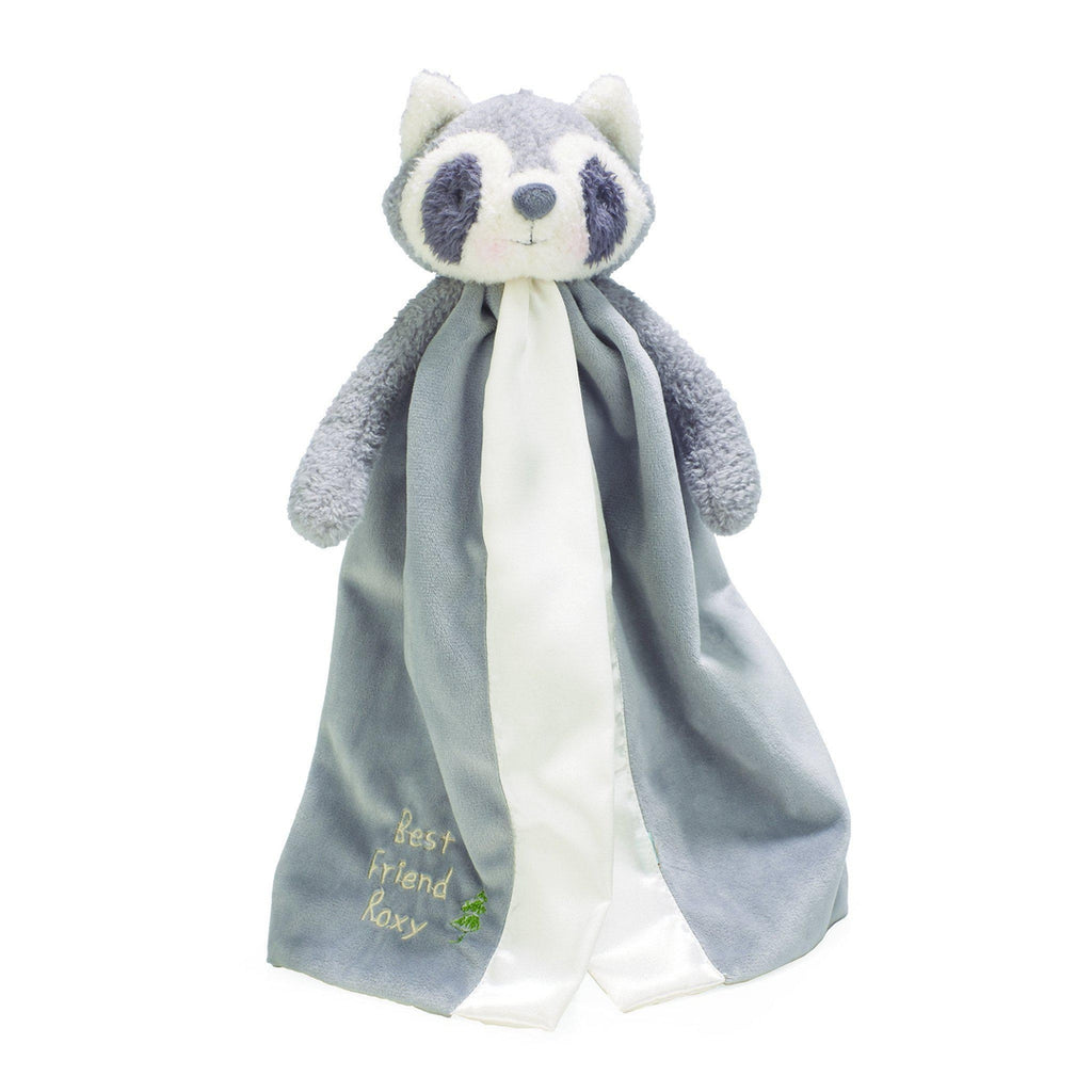 [product-color] Roxy the Raccoon Buddy Blanket a Buddy Blanket from Bunnies By The Bay: -843584014045-100701