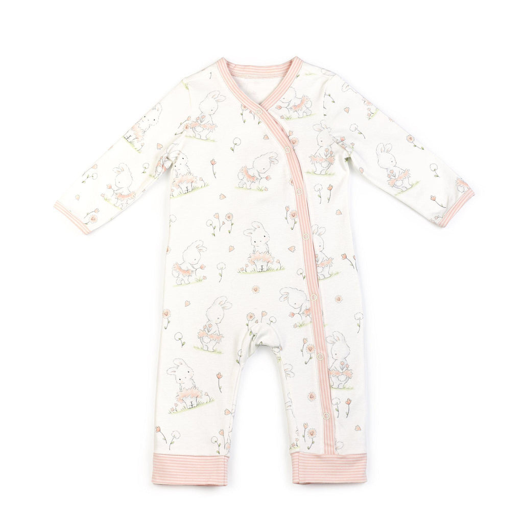 Blossom Tutu Delight Romper-Apparel-Bunnies By The Bay