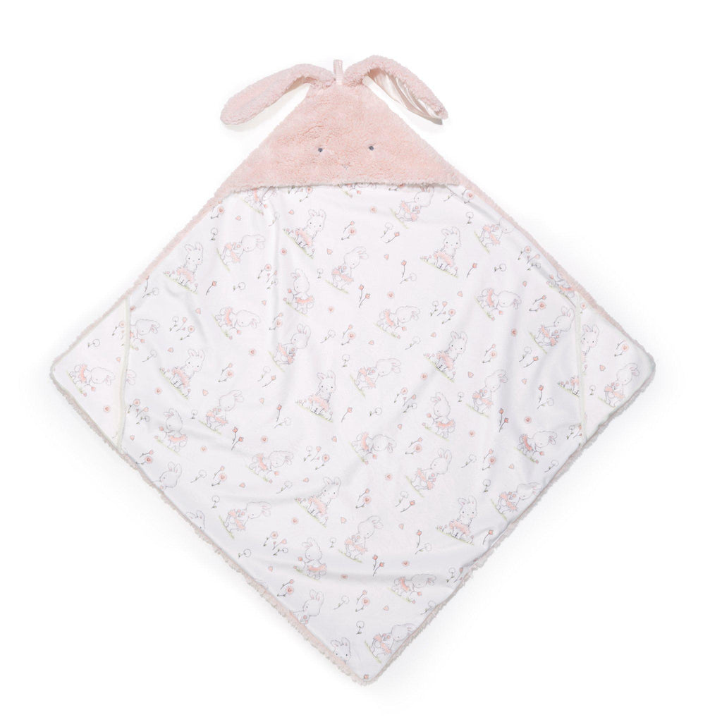Blossom Hooded Blanket