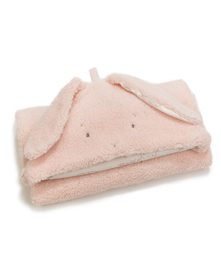 Blossom Hooded Blanket-Hooded Blanket-Bunnies By The Bay