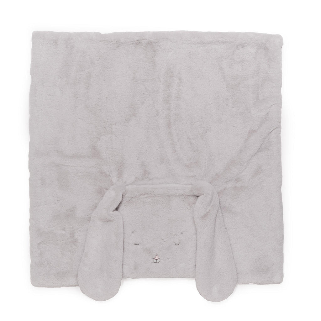 [product-color] Bloom Tuck Me In Blanket a Tuck-Me-In Blanket from Bunnies By The Bay: -843584014601-100729