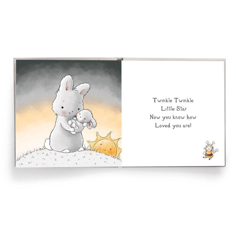 Little Star Board Book-Book-SKU: 100732 - Bunnies By The Bay