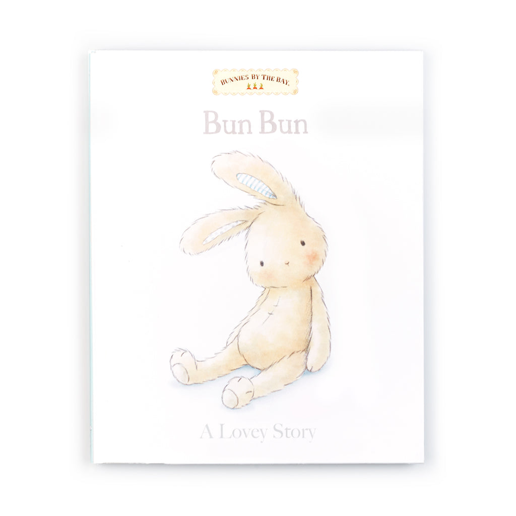 Bun Bun Bunny Tuck Me In Gift Set-Gift Set-Bunnies By The Bay