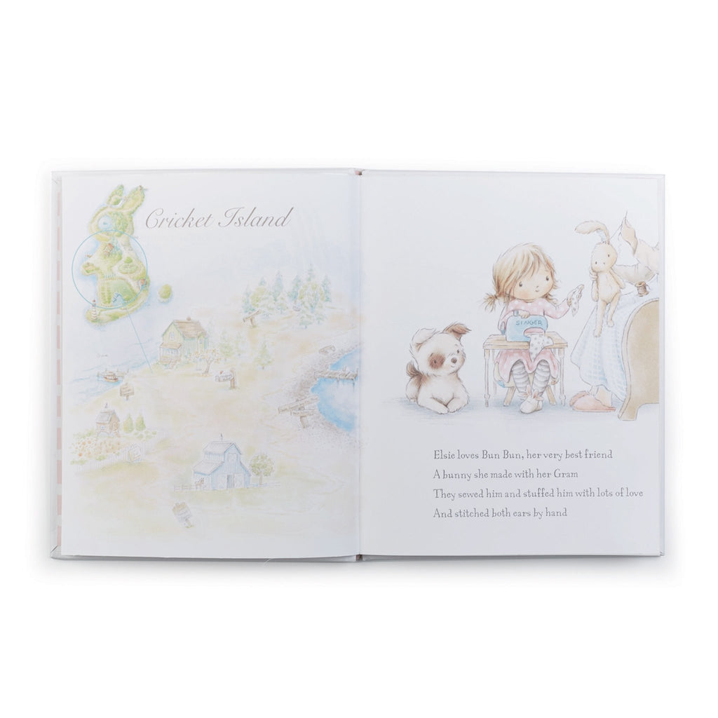 Bun Bun Book and Bunny Gift Set-Gift Set-Bunnies By The Bay