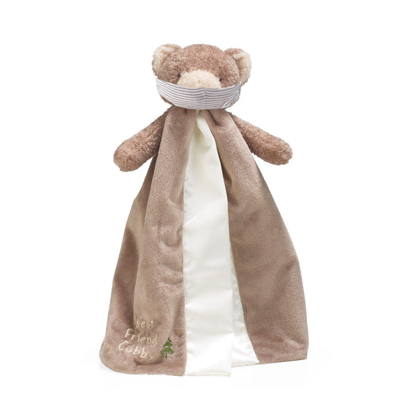 Cubby the Bear Buddy Blanket with Face Mask-Face Mask-SKU: 101147 - Bunnies By The Bay