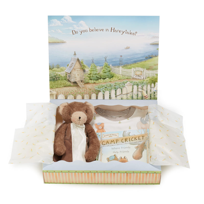 Cubby The Bear Sleepytime Toddler Gift Set-18-24 months-Bunnies By The Bay