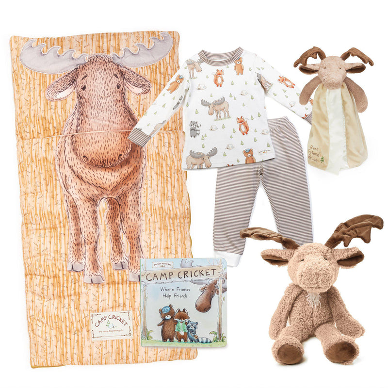 Bruce The Moose Adventures Gift Set-Gift Set-Bunnies By The Bay