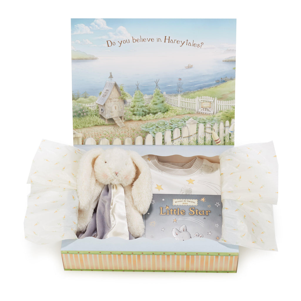 Little Star Sleepy Baby Set, 9-12 mo-Gift Set-Bunnies By The Bay