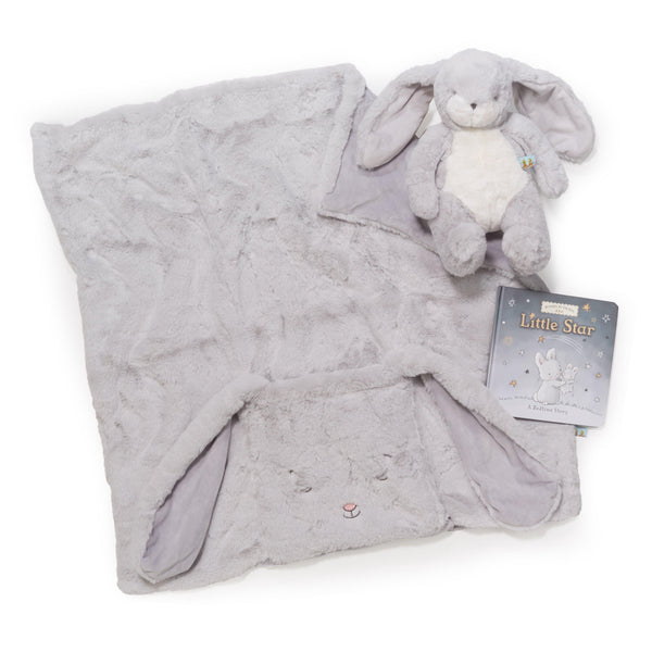 Bloom Bunny Tuck Me In Gift Set-Gift Set-SKU: 100859 - Bunnies By The Bay