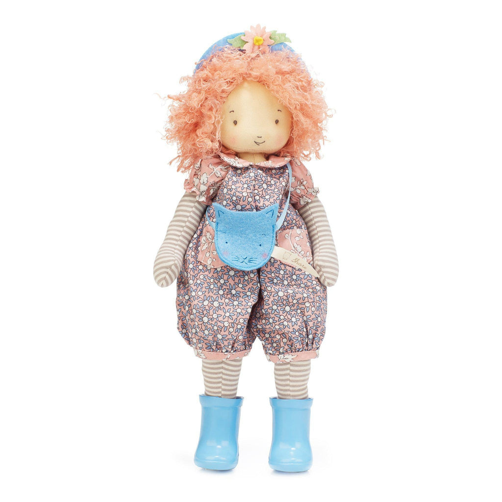 [product-color] Rosie Girl...Friend Doll a Doll from Bunnies By The Bay - Wholesale: -843584016865-100885