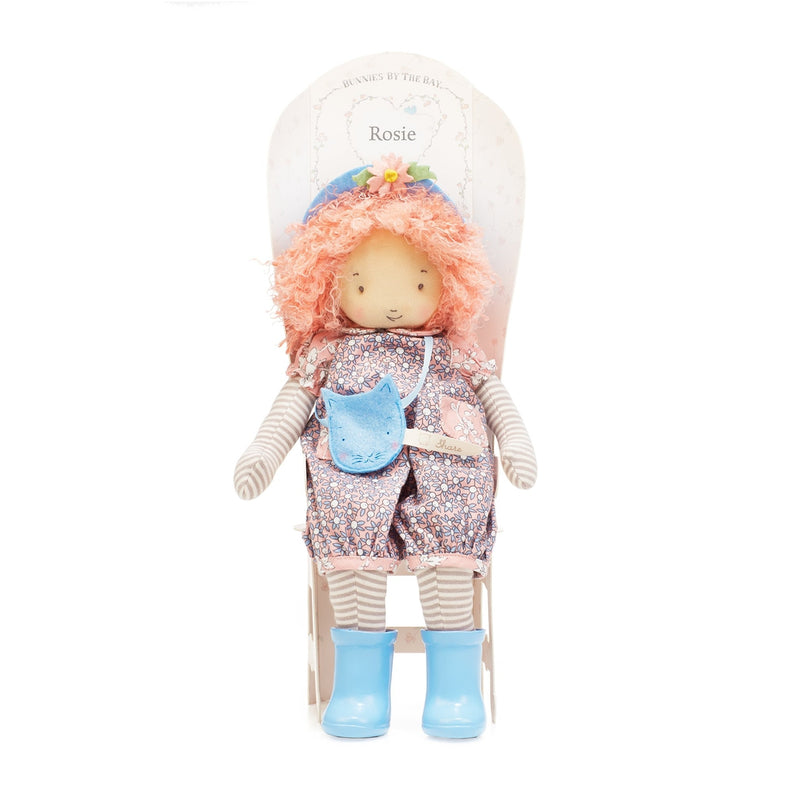 Rosie Doll Gift Set-Doll-Bunnies By The Bay