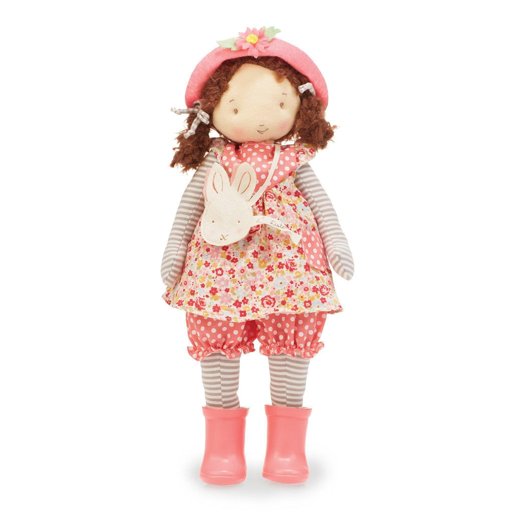 [product-color] Daisy Girl...Friend Doll a Doll from Bunnies By The Bay - Wholesale: -843584016889-100886