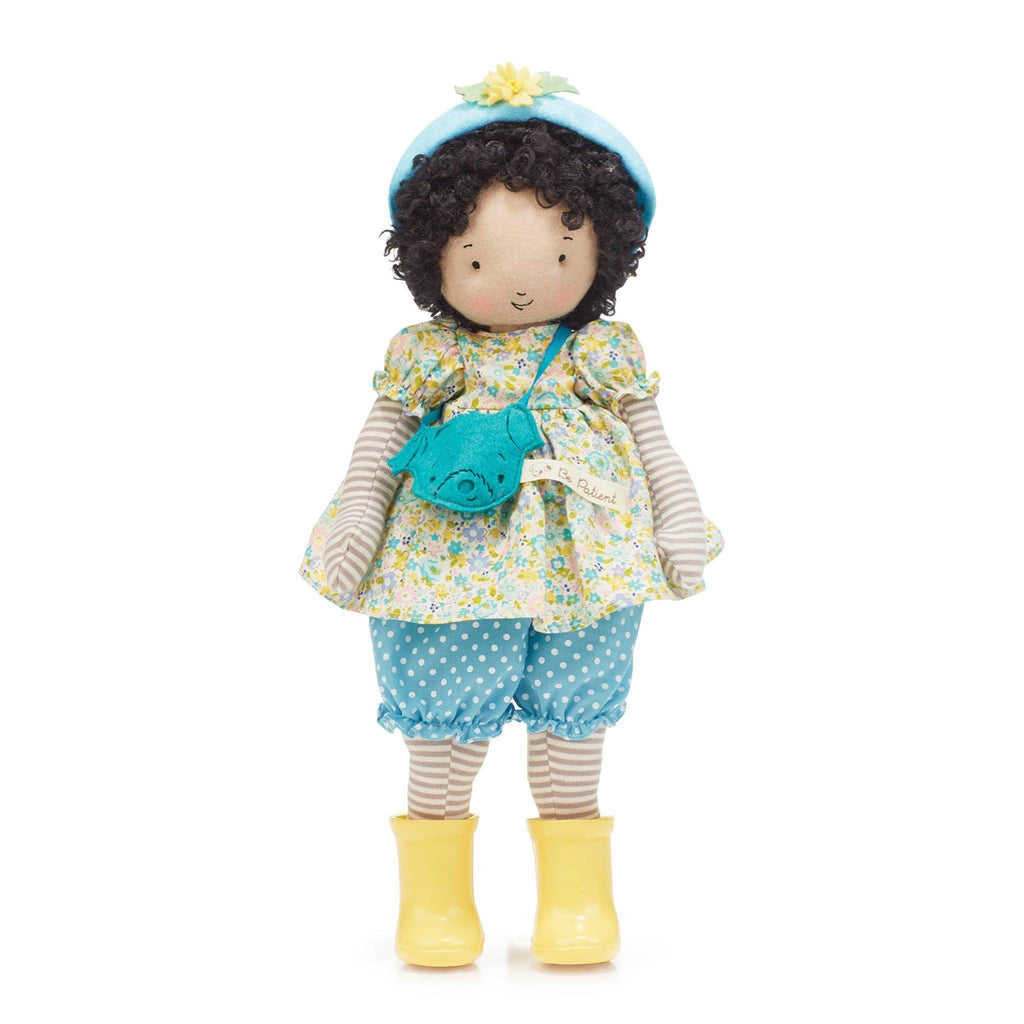 [product-color] Phoebe Girl...Friend Doll a Doll from Bunnies By The Bay - Wholesale: -843584016902-100887