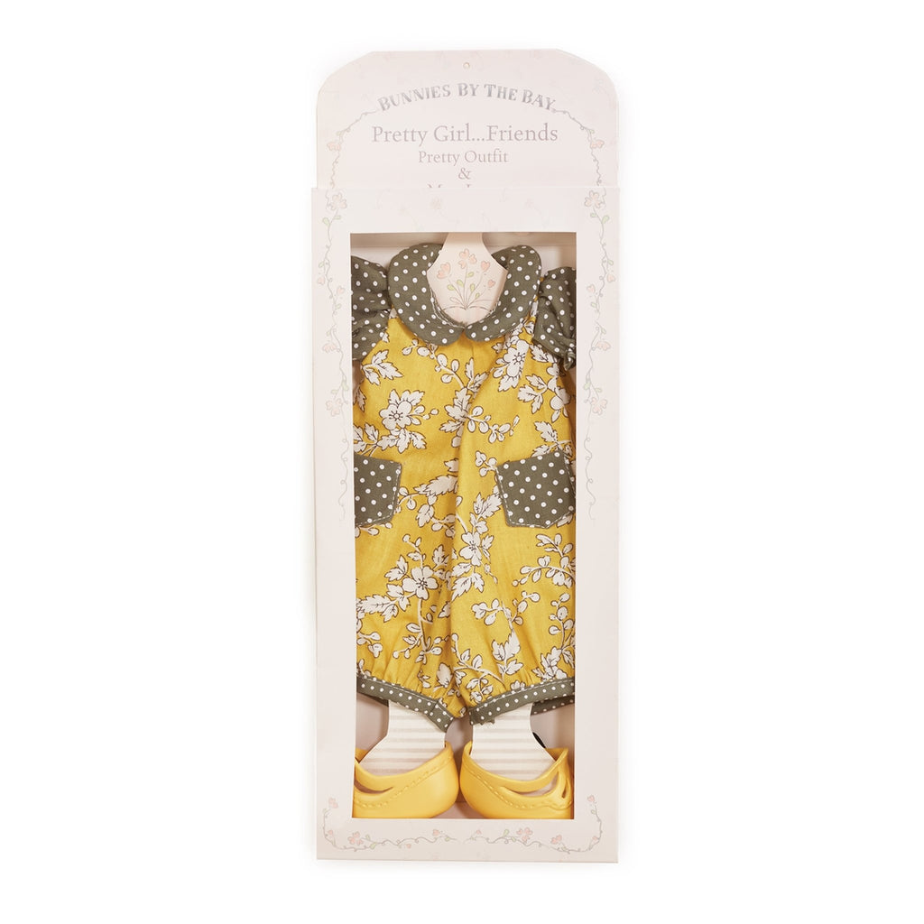 Mustard Seed Romper - Doll Clothes