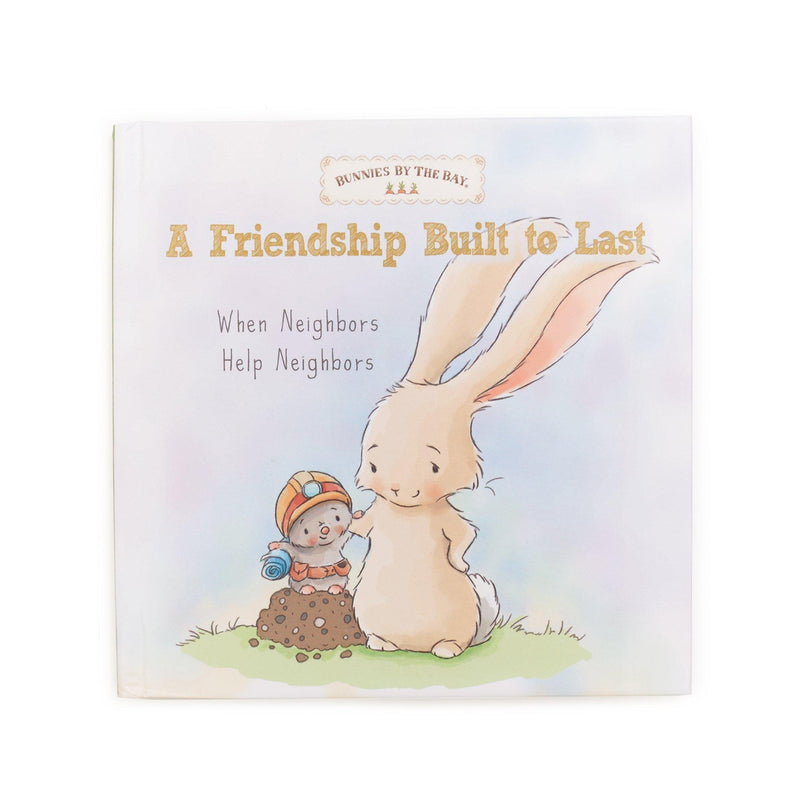 Harey & Mo: A Friendship Built to Last Book | Bunnies By The Bay Children's Book