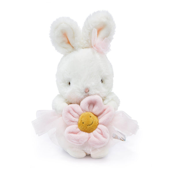 Blossom Bunny - Cricket Island Friend-Stuffed Bunny-SKU: 100900 - Bunnies By The Bay