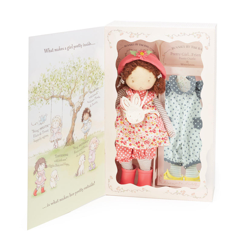 Daisy Doll Gift Set-Doll-SKU: 100909 - Bunnies By The Bay