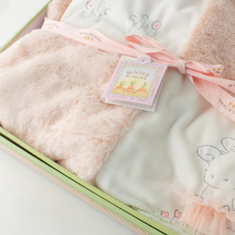 TuTu Delight Heirloom Gift Bundle-Gift Set-Bunnies By The Bay