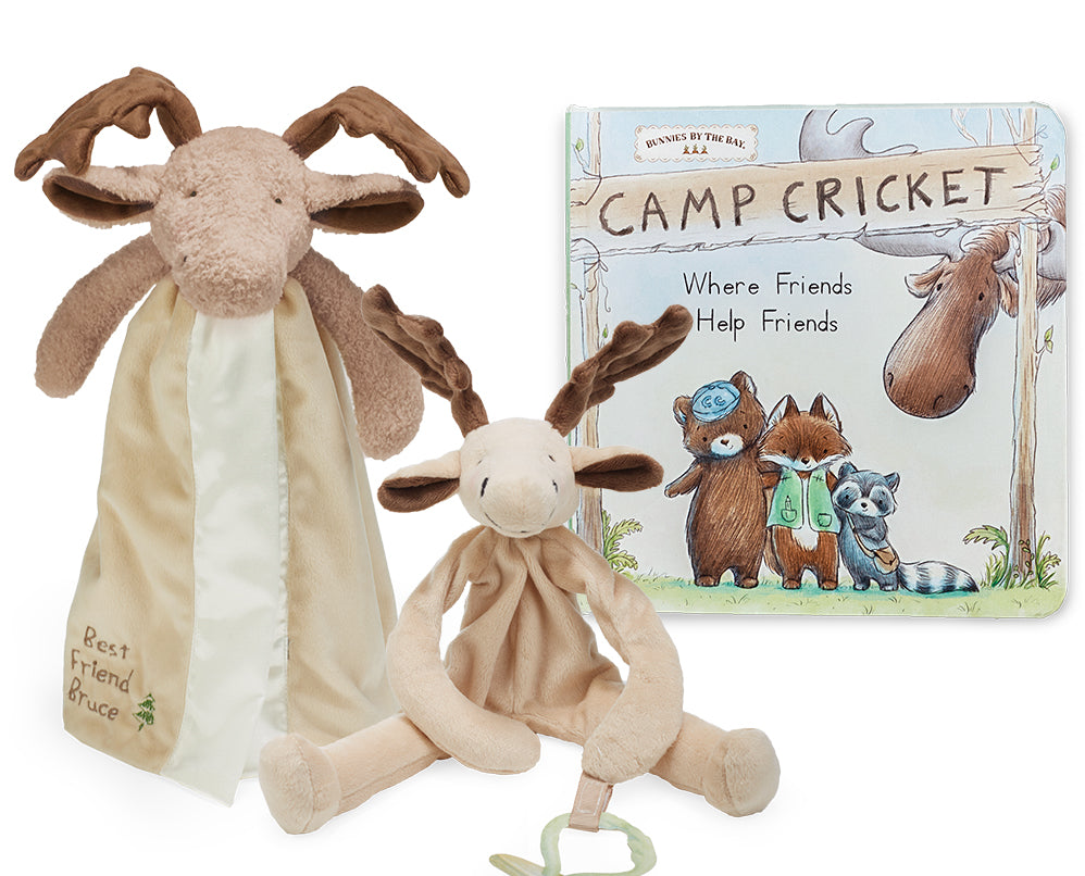 Best Buddy Bruce Storytime Gift Set