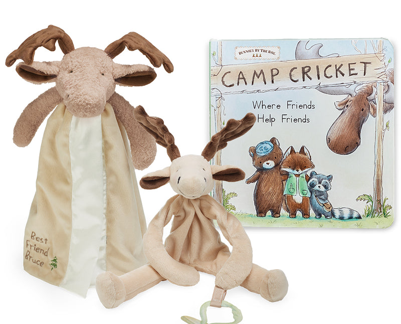 Best Buddy Bruce Storytime Gift Set--Bunnies By The Bay