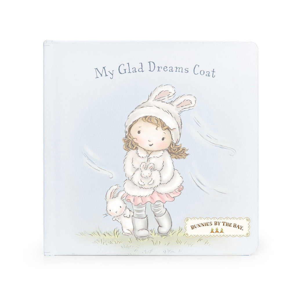 My Glad Dreams Coat board book-Book-Bunnies By The Bay