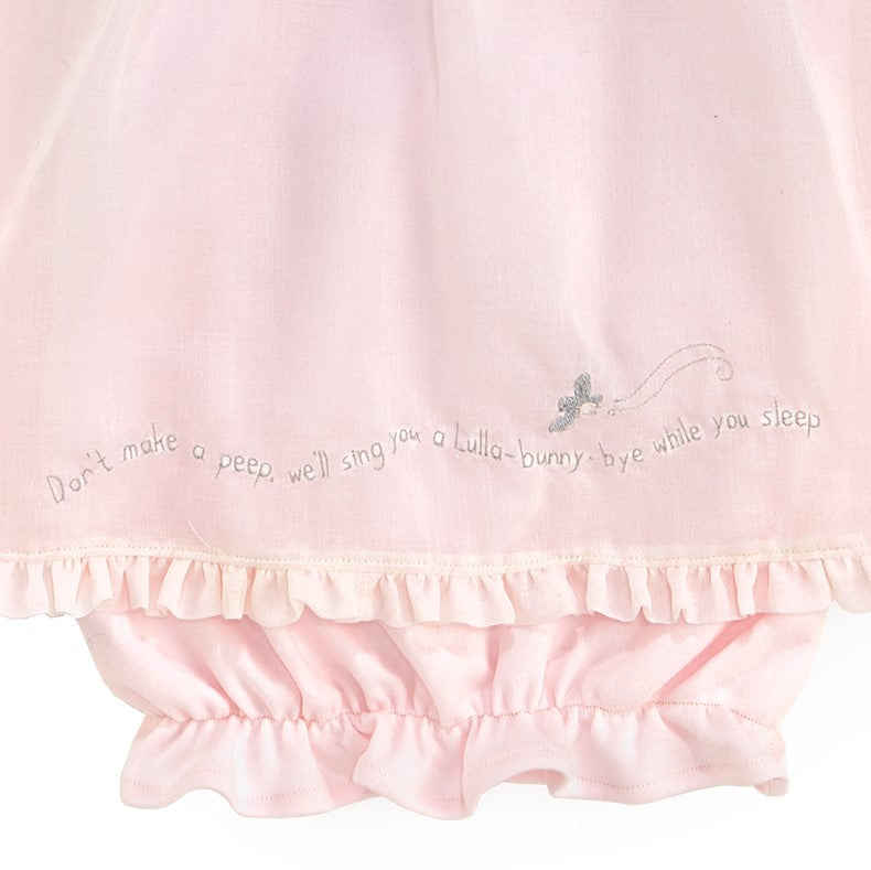 Hush Bunny Newborn Gown-Apparel-0-3 months-Bunnies By The Bay