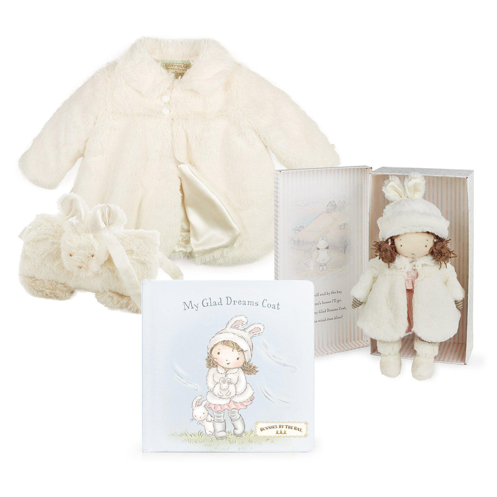 Glad Dreams Coat and Doll Heirloom Gift Bundle