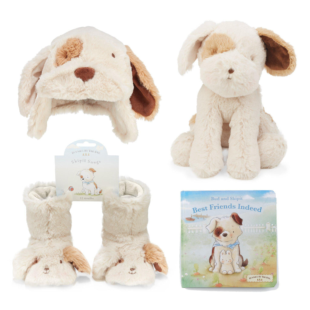 """Just Like Skipit The Pup"" Gift Set"