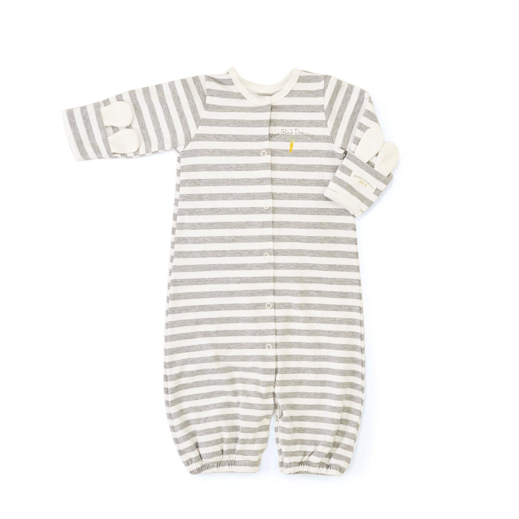 Bloom Convertible Newborn Gown-Apparel-SKU: 101041 - Bunnies By The Bay