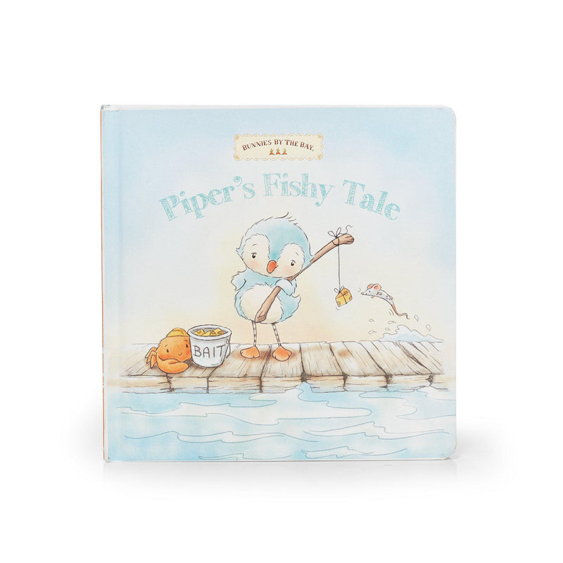 Pipers Fishy Tale Book-Book-SKU: 101040 - Bunnies By The Bay