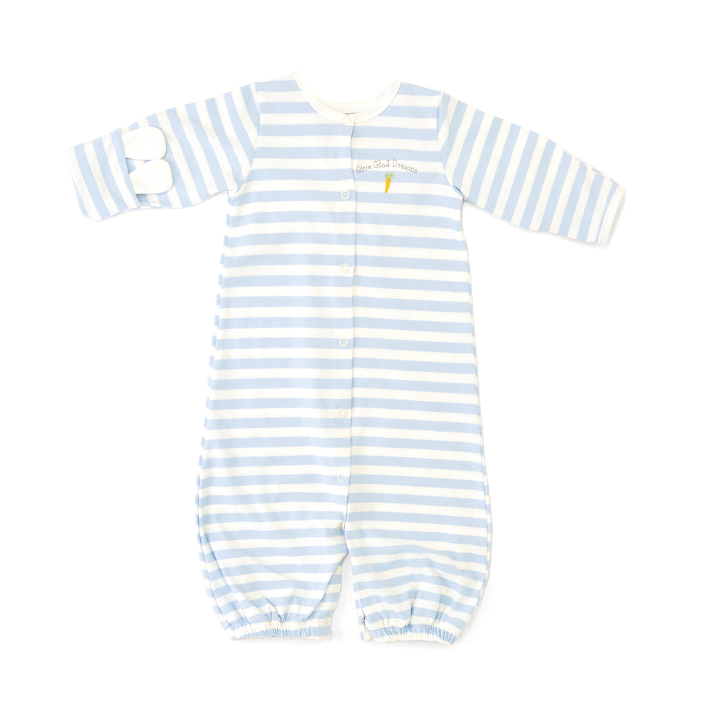 Bud Convertible Newborn Gown-Apparel-SKU: 101043 - Bunnies By The Bay