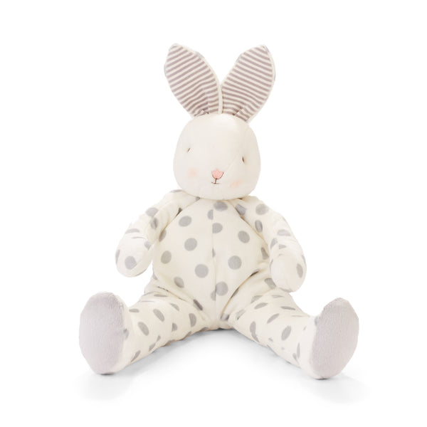 Bunny Plush Stuffed Animal - Big Bloom Buddy Bunny-Stuffed Bunny-SKU: 101048 - Bunnies By The Bay