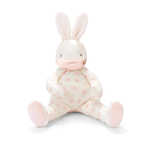 Toy Face Mask - Pinstripes-Face Mask-SKU: - Bunnies By The Bay